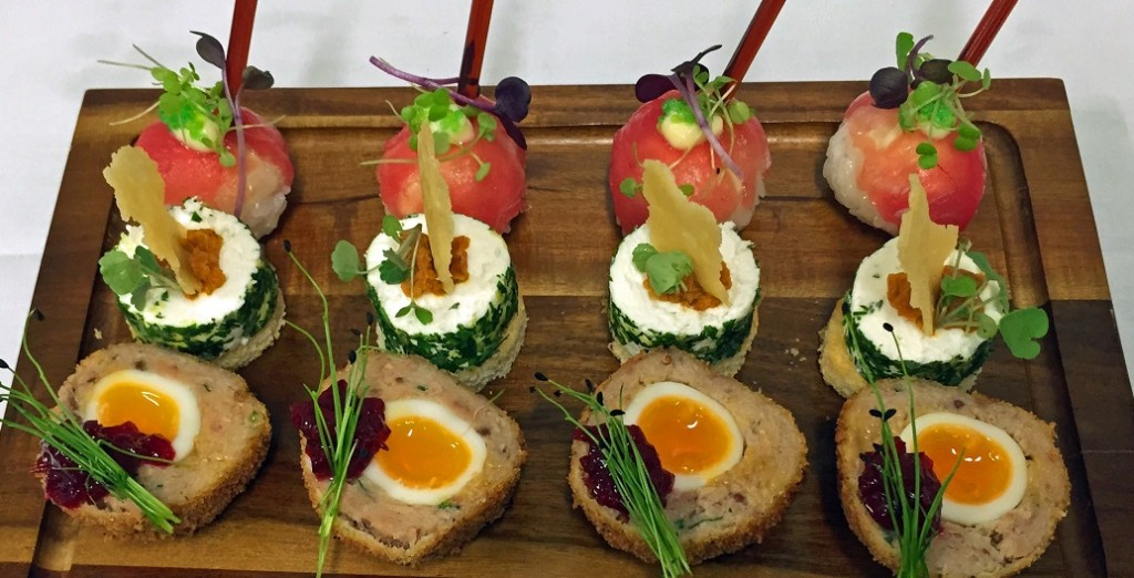 canape samples catering sydney